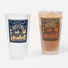 NAVY-PIER-BOX Drinking Glass
