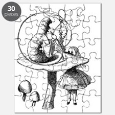 Alice and Caterpillar Puzzle