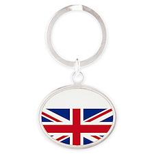 Londondark Oval Keychain