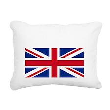 Londondark Rectangular Canvas Pillow