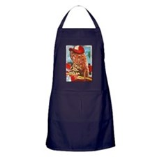 Potato boy Apron (dark)