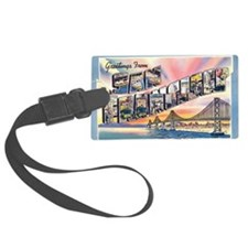GreetingsSF Luggage Tag