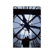paris_007 Rectangle Magnet