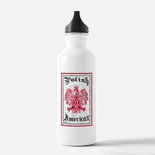PolishAmericanBlk Water Bottle