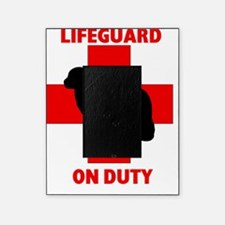LIFEGUARD ON DUTY Picture Frame