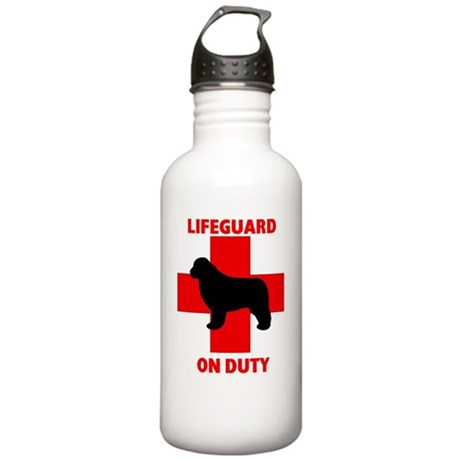 LIFEGUARD ON DUTY Stainless Water Bottle 1.0L