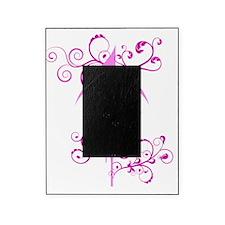 2009 Pink Jasmine 2 Picture Frame