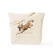 2-GoldenAgilityMerge2 Tote Bag