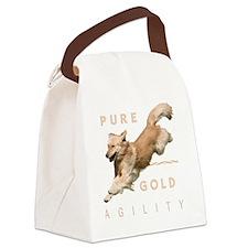 2-GoldenAgilityMerge2 Canvas Lunch Bag