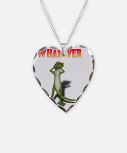 Whatever gecko 2 shadow T Necklace