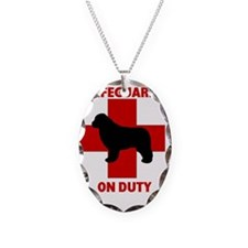 Lifeguard on Duty Necklace