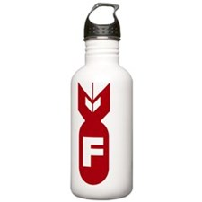 F Bomb Sports Water Bottle