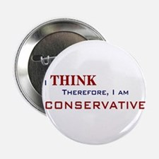 I'm Conservative Button