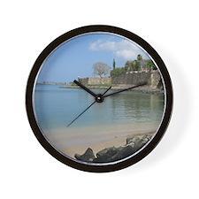 SanJuanPath_mug Wall Clock