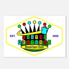 color LBBC patch revised  Postcards (Package of 8)