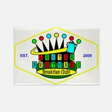 color LBBC patch revised by Jeff Rectangle Magnet