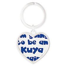 kuya2 Heart Keychain