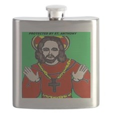 St, Anthony Flask