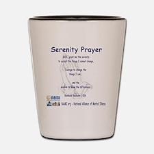 prayer Shot Glass