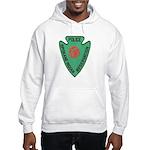 Spokane Tribal Police Hooded Sweatshirt