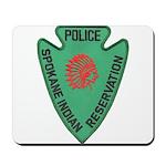 Spokane Tribal Police Mousepad