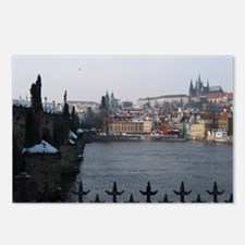 St Charles Bridge Postcards (Package of 8)