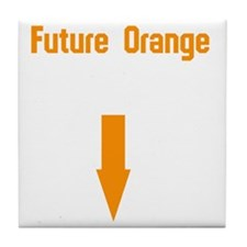 FutureOrange Tile Coaster