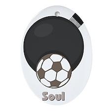 soul Oval Ornament