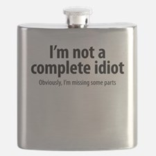 complete idiot 1 Flask