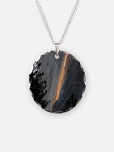 Yosemite Fire Fall Necklace