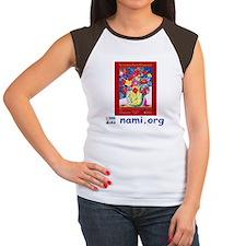 poster Women's Cap Sleeve T-Shirt