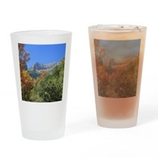 Sundance Mtn_mug Drinking Glass