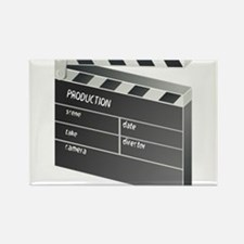 Movie Clapperboard Magnets