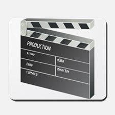 Movie Clapperboard Mousepad
