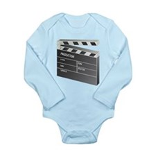 Movie Clapperboard Body Suit