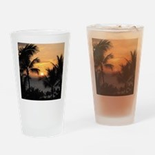 2-WaileaSunset_mug Drinking Glass