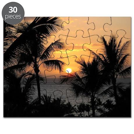 2-WaileaSunset_mug Puzzle