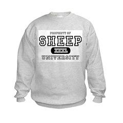 Sheep University Sweatshirt