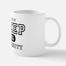 Sheep University Mug
