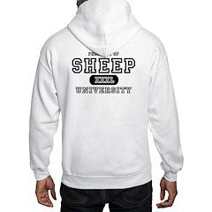 Sheep University Hoodie