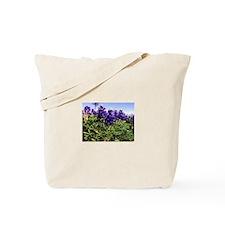 Blue Bonnetts Tote Bag