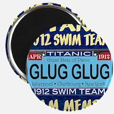 TitanicGlug10x10-5 Magnet