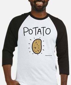 Kims Potato shirt Baseball Jersey