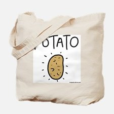 Kims Potato shirt Tote Bag