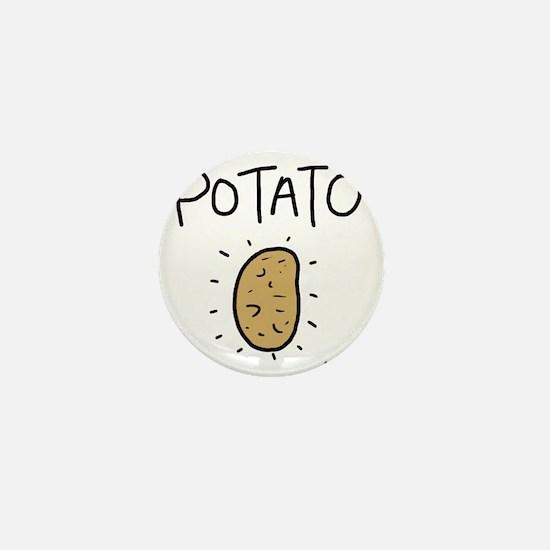 Kims Potato shirt Mini Button