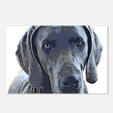 weim1 Postcards (Package of 8)