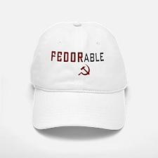 2-FedorAble_onWhite Baseball Baseball Cap