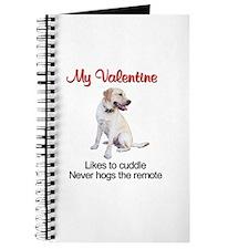 Labrador Valentine2 Journal