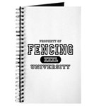Fencing University Journal