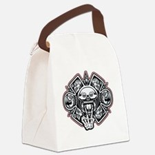 tonahui1 Canvas Lunch Bag